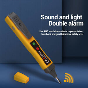 Aneng Non contact Electric Voltage Tester Acdc Continuity Battery Test Pen alarm