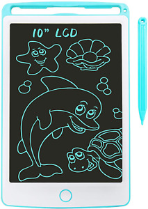 Lcd Writing Tablet Richgv 10 Inch Doodle Board Kids Drawing Tablet Doodle Pad