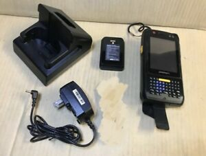 Bluebird Pidion Bip 6000 ae Handheld Mobile Computer W 2x Batteries Charger