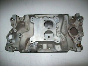 1987 1995 Chevrolet Gmc Holley Pro Jection Small Block Tbi Intake Manifold 701r