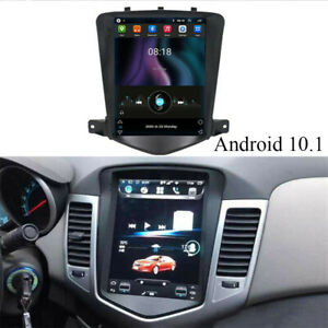 For 2009 14 Chevy Cruze 9 7 Vertical Android 10 1 Car Radio Gps Wifi Quad Core