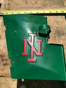 New Ideal Cover Green Antique Tractor Parts Farm Advertising Tin Stamped Ni