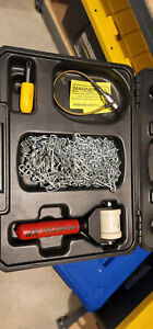 Magnepull Xp1000 Magnetic Cable Puller Wire Drop Fishing Tool System Kit Extras