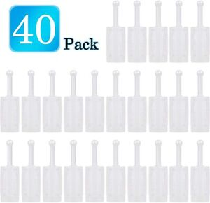 40pcs Universal Spray Gun Filters Disposable Hvlp Gravity Feed Paint Strainers