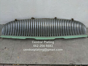 1954 Buick Special Grille