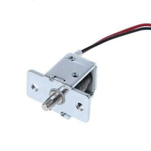 Dc 12v 0 5a Mini Electric Magnetic Cabinet Bolt Push pull Lock Release Assembly