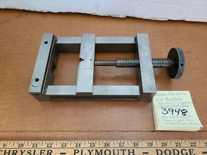 Moore Jig Bore Vise Baystate 51 2 wd 6 Opened 2 Ht Nice