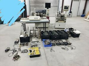 2 Zevatech Pick And Place Machines With Extras And 1 Rel Sm270 Reflow Oven