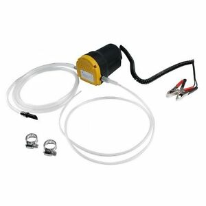12v 5a Oil Fluid Diesel Extractor Electric Transfer Scavenge Suction Pump