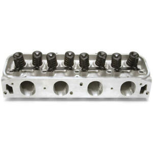Edelbrock Cylinder Head Assy 60679 Performer Rpm 292cc 75cc For Ford 429460 Fits Ford