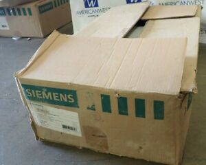 New In Box Siemens Hf364nr 200 Amp 600 Volt Fusible 3r Outdoor Disconnect