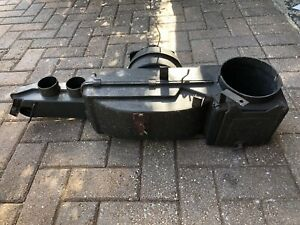 1967 1968 Ford Mustang Original Used Heater Box Assembly W O Ac