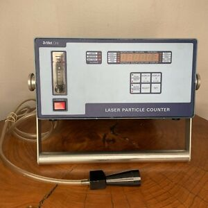 Met One 208 Laser Particle Counter pn 204531 1 A208