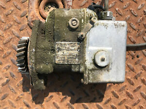 Vintage Fairbanks Morse Magneto Xe2b7f Type F m for Parts Only