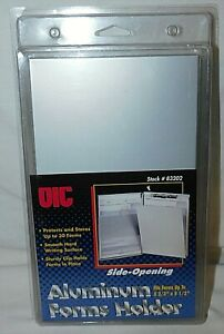 Oic Aluminum Side opening Forms Holder 83202 New