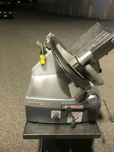 Hobart 2912 Commercial Automatic Deli Meat And Cheese Slicer 6 Speeds
