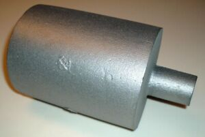 Antique Old Hit Miss Gas Engine Cast Iron Piston Blank Casting