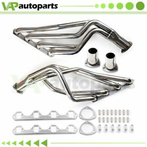Stainless Steel Racing Exhaust Header For Ford 1965 Mustang Base Mach New