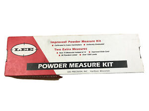 Lee Powder Measure Kit Lee Dippers old style in good used condition. $13.00