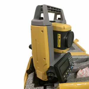 New Surveying Gm52 2 Reflectorless Gt Topcon Total Station