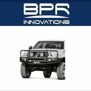 Arb 4x4 Accessories Deluxe Bull Bar Fits 2012 2015 Toyota Tacoma 3423140