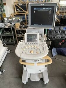 Philips Iu22 Ultrasound With 2 Probes