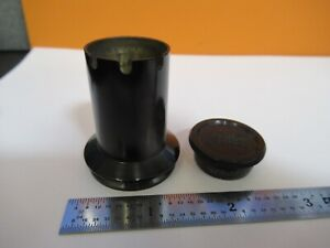 Zeiss Germany Brass Tubus Pol Microscope Part As Pictured q6 a 76