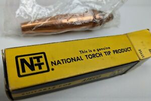 Ntt National Torch Acetylene Cutting Tip 144 3 For Airco Torch New In Box