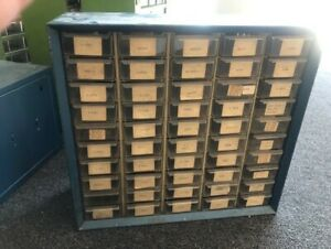 Parts Tools Craft Cabinet Drawers $30.00
