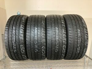 No Shipping Only Local 4 Tires 265 60 17 108v Firestone Firehawk Gt Pursuit Fits 26560r17