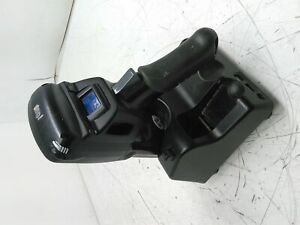 Psion Teklogix 7527c g2 Workabout Pro Barcode Scanner With Charging Station