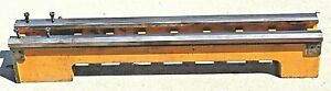 Emco Compact 8 Lathe Bed Part B1a 000 039 Rack B2a 000 020