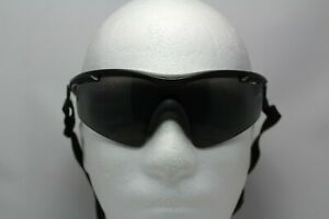 WILEY X PT 3 Z87 BALLISTIC SUNGLASSES WITH GREY AND CLEAR LENSES $59.99