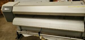 Mutoh Valuejet Vj1614a Eco Solvent 64 Wide Format Printer Sold As Is