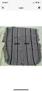 Saddle Blanket Bench Seat Cover Old Style 100 Made In Usa Small Bench Seat