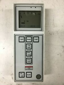 Victoreen Model 190 Survey And Count Rate Meter as Is C671