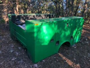Truck Body Dually Utility Bed