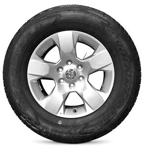 4pcs 18x8 In Ht Tires With 19 21 Dodge Truck Dodge 1500 Pickup Wheel Rim For Car
