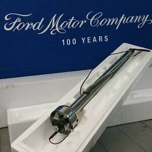 1980 1986 Ford Truck Polished Stainless Steering Column No Key Col Trans New Fits 1985 Ford