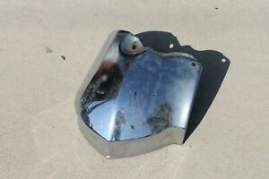 1964 64 Cadillac Bumper Lower Extension End Left Drivers Side Oem