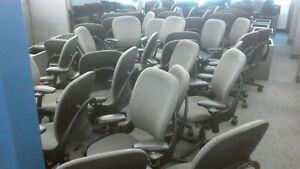 Lot Of 100 Steelcase Leap V1 Office Chair Read