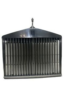 1966 1976 Rolls Royce Silver Shadow Front Grille Grill Great Condition M1211