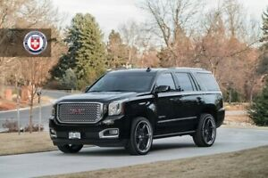 Hre Wheels S267h Forged 24s With Tires And Tpms Gm 6 Lug Escalade Denali Forged