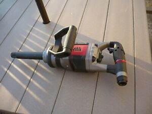 Mac Tools 1 Drive D Handle Air Impact W 6 Extended Anvil P Awd099 6 Free Ship