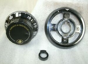 Classic S g Safe Dial Ring With Shoulder Bearing used safe Tech locksmith lock