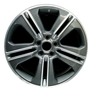 Wheel Rim Ford Mustang 19 2013 2014 Dr3z1007k Dr3z1007l Factory Charcoal Oe 3908