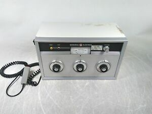 Defective General Electric 11ce8a 1 X ray Control Unit As is For Parts