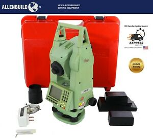 Leica Tcr705 Total Station For Construction land Surveying