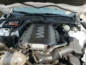 39k 2015 2017 Ford Mustang Gt Coyote 5 0 Engine Automatic Auto Trans 6r80 Kit