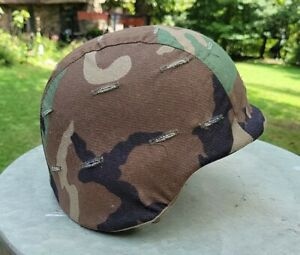 Military Ground Troops Parachutist Made with Kevlar Helmet NSN 8470 01 092 7526 $65.00